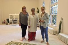 v.l.n.r.: Lisa Paus, Seyran Ates und Renate Künast (credit: Marlene Löhr)