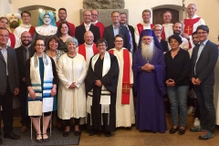 Interreligiöser Gottesdienst zum CSD 2017. (credit: Marlene Löhr)