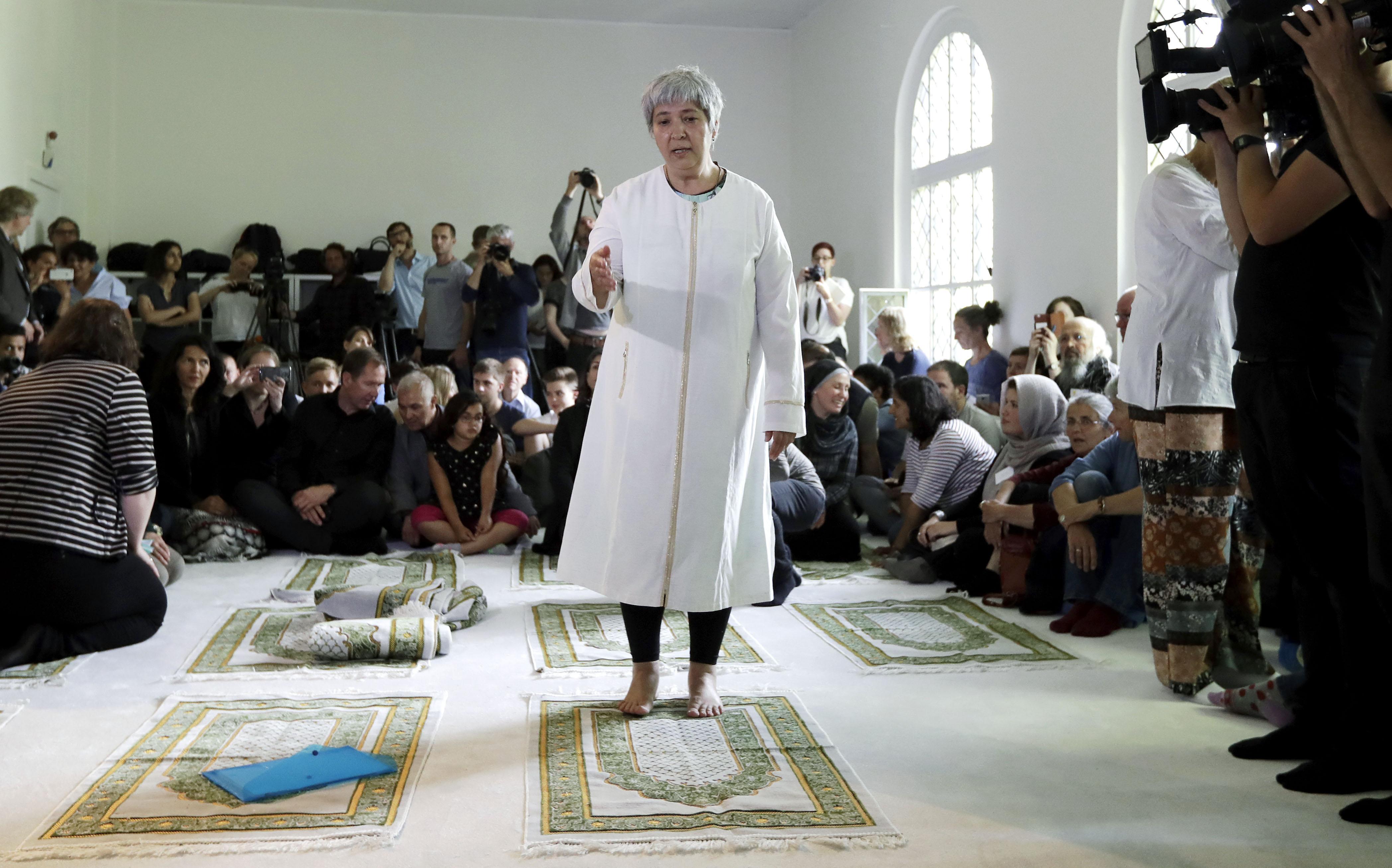 """ZDF-Doku """"37°"""" begleitet Seyran Ates bei Gründung der Ibn-Rushd-Goethe-Moschee"""