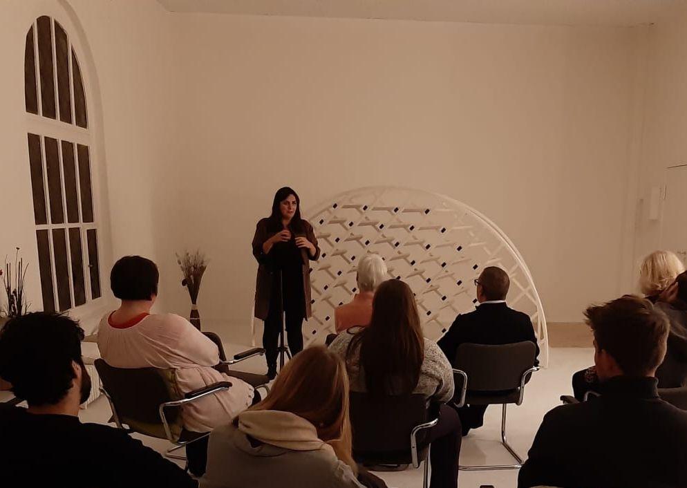 Veranstaltung mit Düzen Tekkal