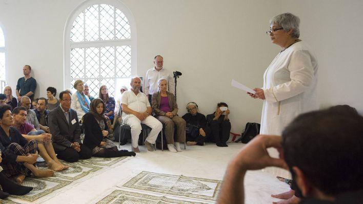 Ibn-Rushd-Goethe-Moschee feiert ihren ersten Geburtstag