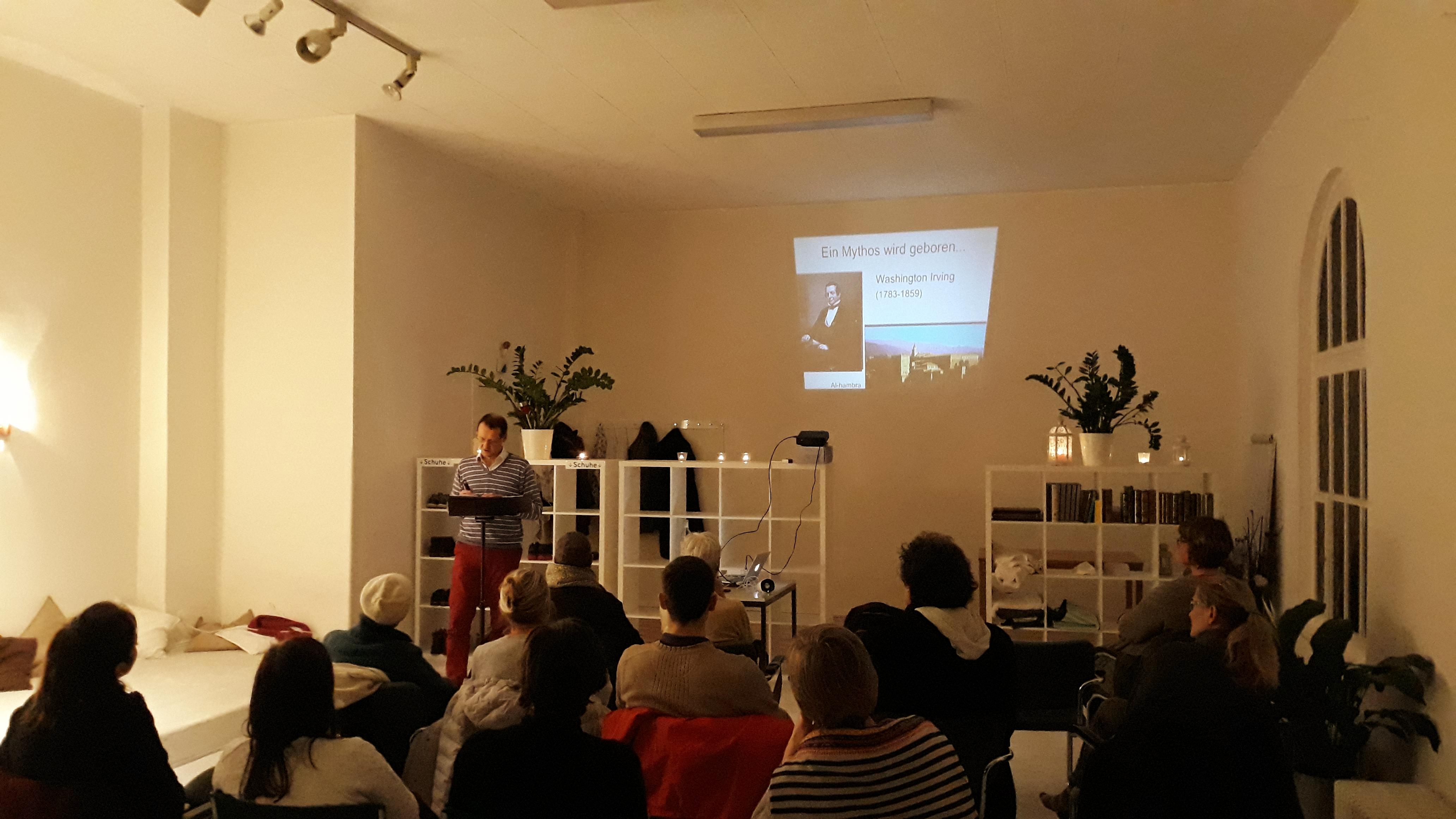 Vortrag von Martin Bauschke