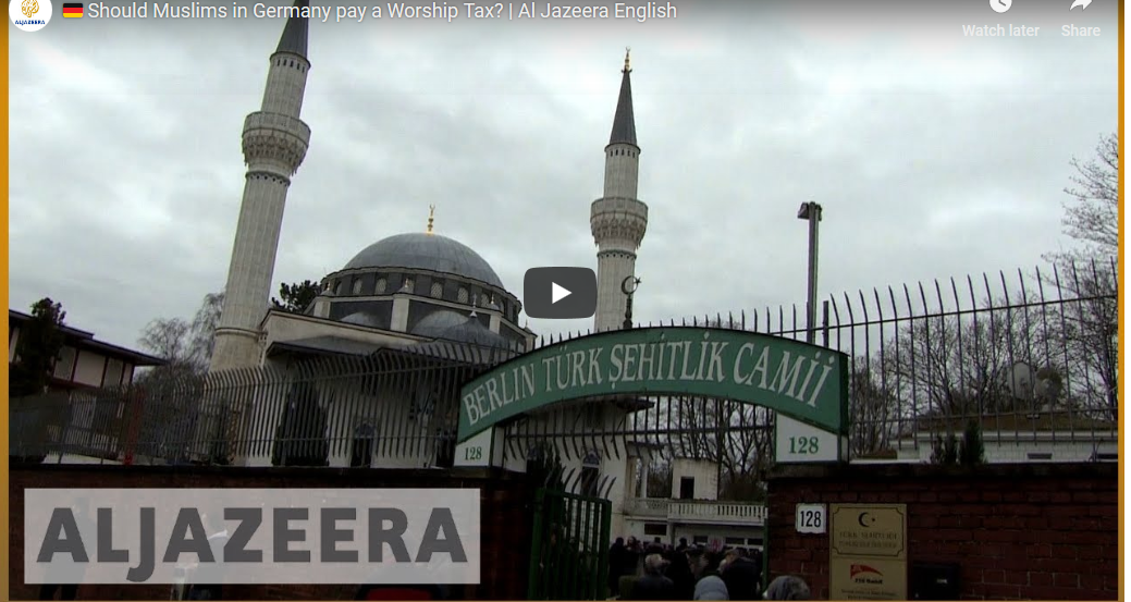 Should Muslims in Germany pay a Worship Tax? | Al Jazeera English