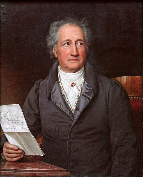 Joseph Karl Stieler [Public domain]