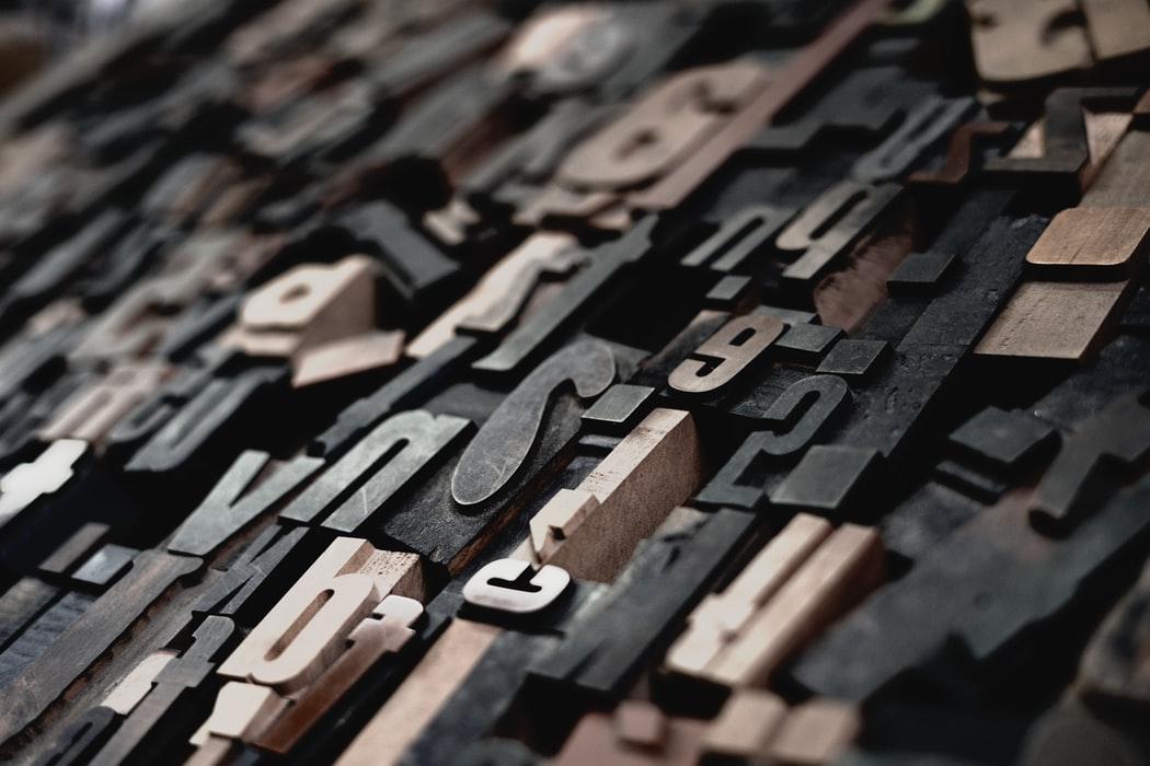 Wörter – Gottes Wörter und unsere Wörter