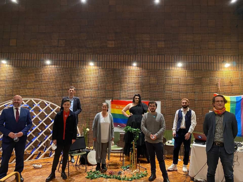 Moschee wird noch queerer
