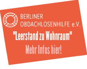 Berliner Obdachlosenhilfe e.V., Projekt: