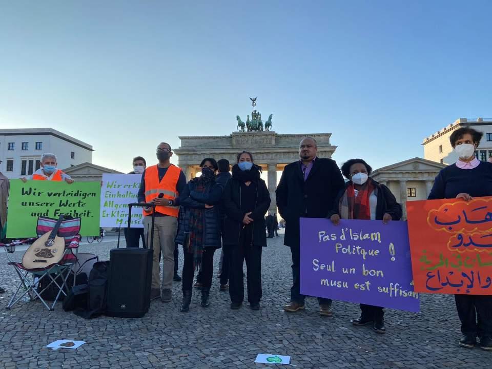 GYC- erklärt Solidarität mit den Opfern in Frankreich und in Wien
